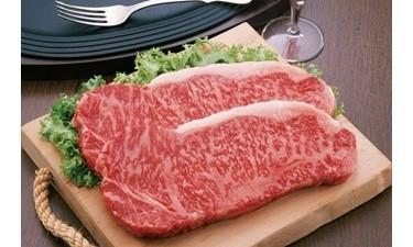 B01-08 嘉穂牛【赤身 ステーキ】
