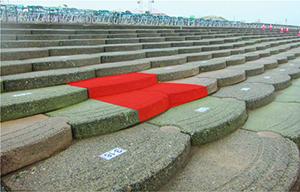 ■階段席について