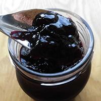 ■ブルーベリーを使ったレシピ:ブルーベリージャム