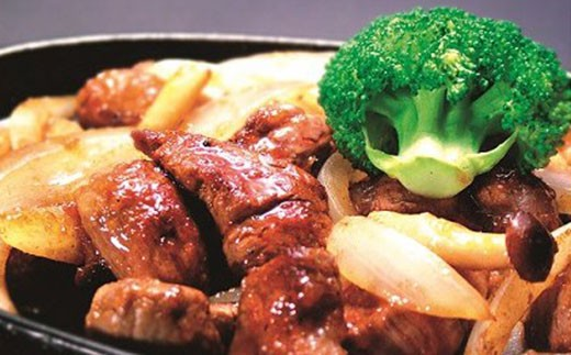 〔B-13〕ステーキハウス寿楽お食事・お買物券