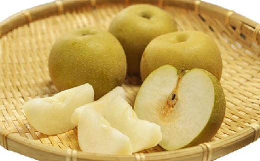 136 庄内の和梨(1箱約2.5kg)