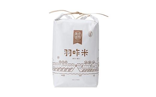 [A022] 【定期便】【無農薬】【白米】能登のこだわり自然栽培こしひかり『羽咋米』 3kg×3回コース