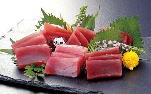 お子様に大人気!天然マグロの赤身約1キロ 急速冷凍して水揚げ直後の新鮮なままお届けします