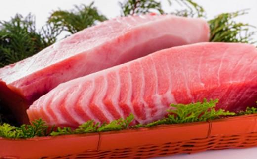 【D1-006】養殖本まぐろ 1kg まぐろ丼のたれ付き