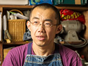 鋏を作って40年「石宏製作所」