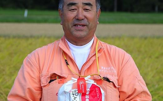 越後菅谷米販売株式会社 斎藤代表