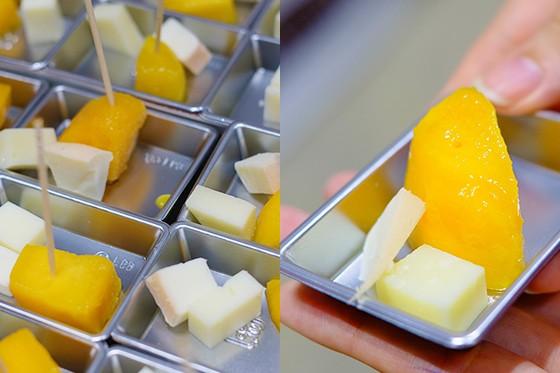冷凍でもおいしいと話題だった宮崎県小林市の冷え冷えマンゴー