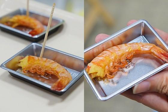 皮までおいしいと評判だった佐賀県伊万里市の車海老味噌漬け