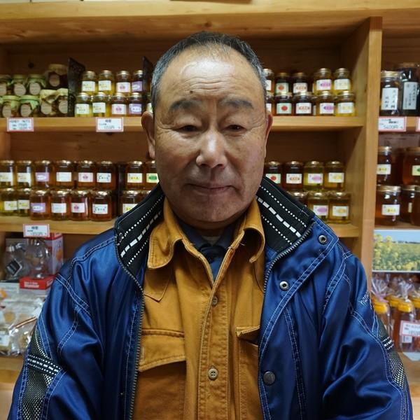 花園養蜂場 松本さん