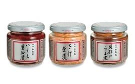 B-04 加島屋のふるさと味覚(鮭・いくら・ほたての貝柱)