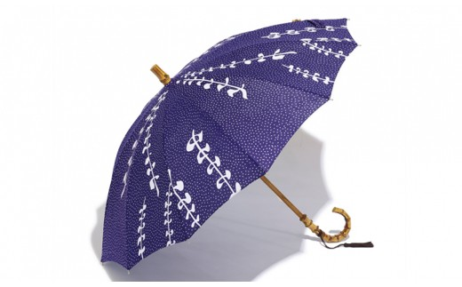 堺注染 手作り日傘③