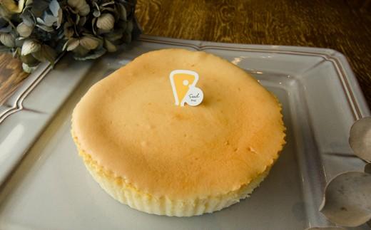 C0022.チーズケーキ専門店の米粉チーズケーキ3ホール