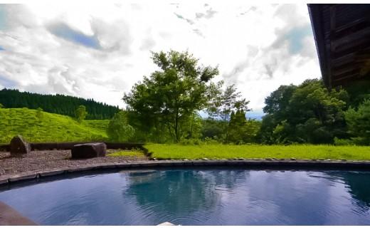 ◆【扇温泉】阿蘇の山々を望む宿 おおぎ荘<本館和室>ペア宿泊券