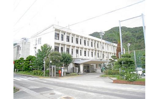 A-001 老朽化・市庁舎を建て直す!まるっと寄附コース