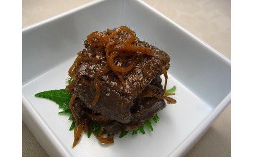 J17 レストランの但馬牛佃煮(赤ワイン風味・山椒入り)