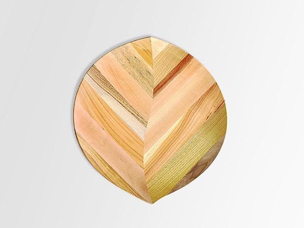 木の葉皿(中)