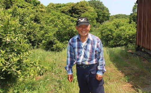「露地物は95%が自然の力。5%が人の力。」  土井農園がお届けします。