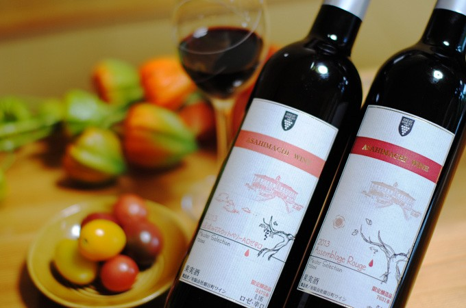 ワインと朝日町の挑戦