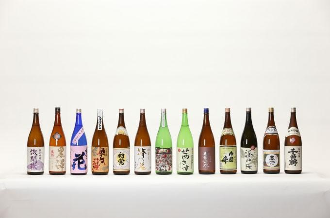 銘酒は美味しいお米と美しい水から造られる!佐久市のお酒特集
