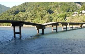 四万十川の沈下橋の早期復旧にご協力をお願いします!