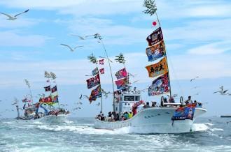 北三陸・久慈市から新鮮な海の幸をお届けします!