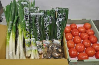 千葉県白子町から新鮮野菜や魚介類をお届けします