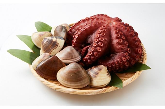 海の恵みがもたらす鹿嶋市の特産品