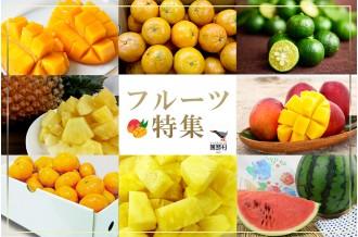 癒しのやんばる 沖縄北部の国頭村から南国フルーツ特集