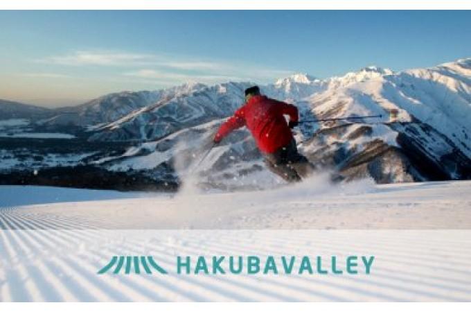 世界を魅了する冬の白馬でスキーと温泉を満喫!
