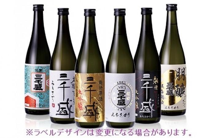 理想のからくち日本酒【三千盛】