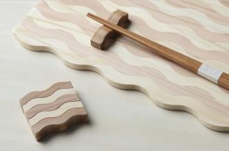 中津川のぬくもりを感じる木工品