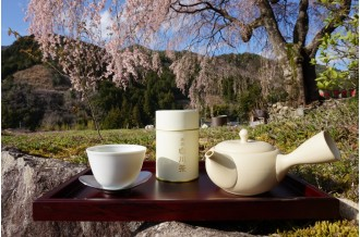 岐阜県加茂郡白川町から、香り高いお茶をお届けします