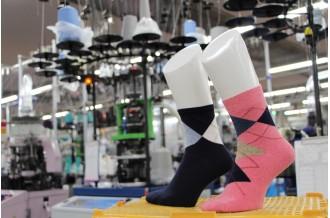 「靴下生産量日本一」奈良県広陵町!足もとにmade in Japanのしあわせを。