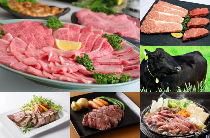 ステーキ・焼肉・すき焼き・しゃぶしゃぶ 大垣市の「飛騨牛オールスター」特集!