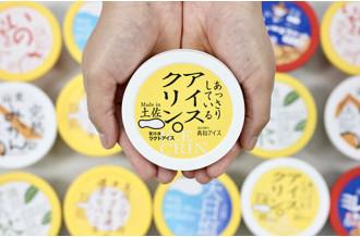 Made in 土佐のアイスクリーム!