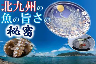 関門海峡がもたらす豊かな海の幸