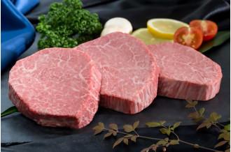 サシが艶めく美味しい「佐賀牛」