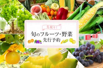 先取り!大村市の旬のフルーツ・野菜特集