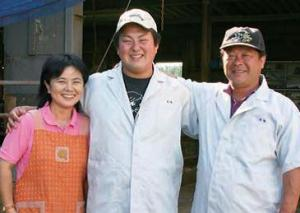 【写真】生産者のお肉のたかゆうの皆さん