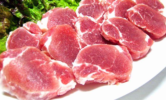 飼料にとことんこだわった米ヶ岡ポークヒレ肉