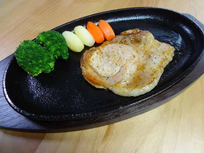 ポークステーキ(特製スパイス味付)450g