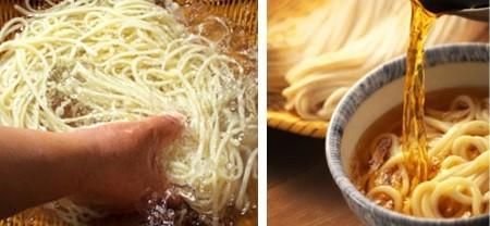 自家製麺率100%を誇る豊橋うどん