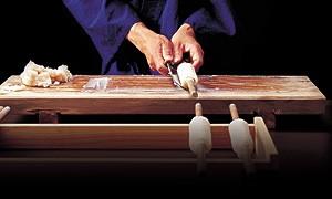 文政十年創業から今日まで続く伝統の職人技