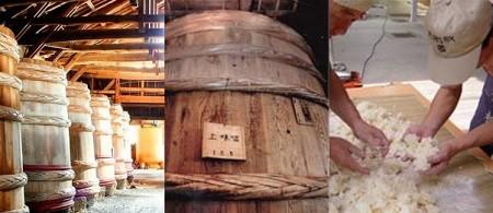 じっくり醸す昔ながらの伝統醸造法