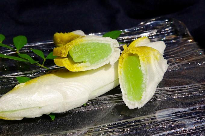 五感で味わう美しい和菓子です!