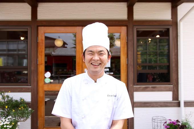 こっこらんど 店長 佐々木将司さん