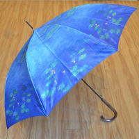 オートアンブレラ(睡蓮) 晴雨兼用