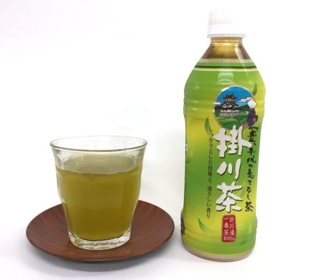 掛川茶ペットボトル
