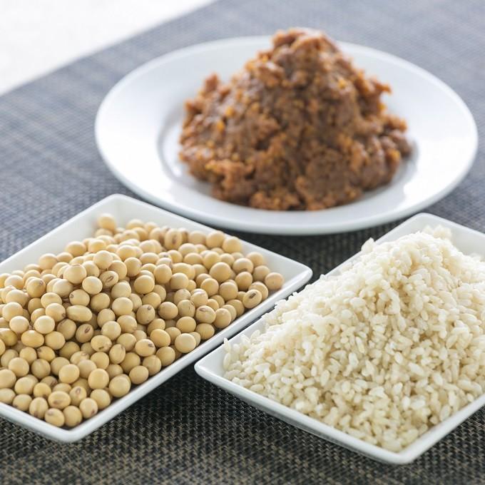 米糀をふんだんに使い、家庭で失敗しない塩分量で塩切りしています。