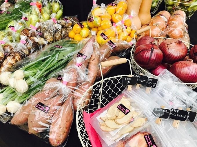 季節により西洋野菜以外の野菜を入れさせて頂きます。予めご了承ください